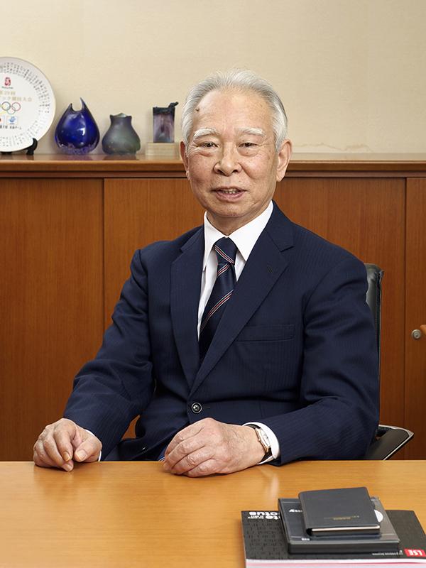 法政大学前総長 増田壽男先生を...