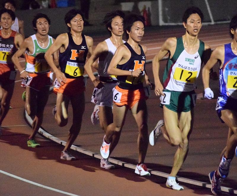 10000m記録挑戦競技会(関東学生...
