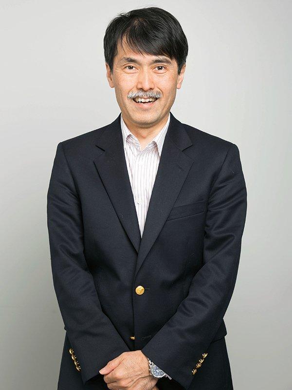 リエゾンオフィス長 安田 彰 (理工学部電気電子工学科 教授)