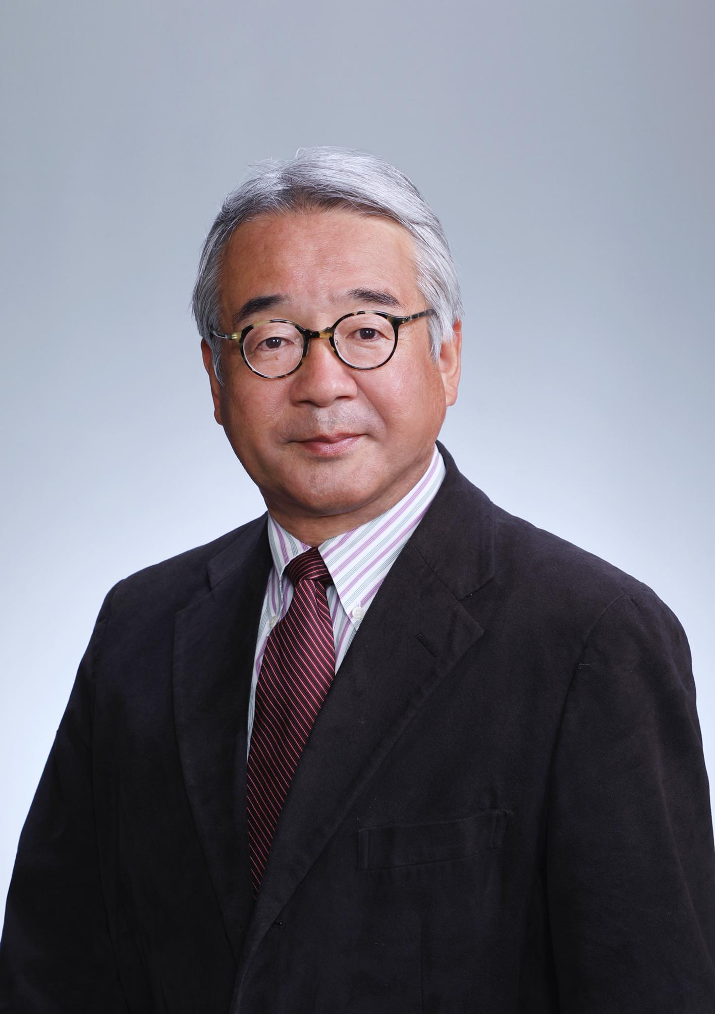 法学部長 中野勝郎
