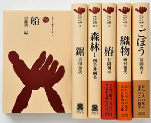 「ものと人間の文化史」をはじめとする出版活動全体に対し、出版局は1993年に第9回梓会出版文化賞を受賞