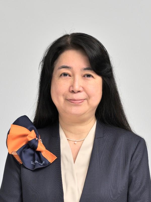 理 事/菊池 由美子/Kikuchi Yumiko