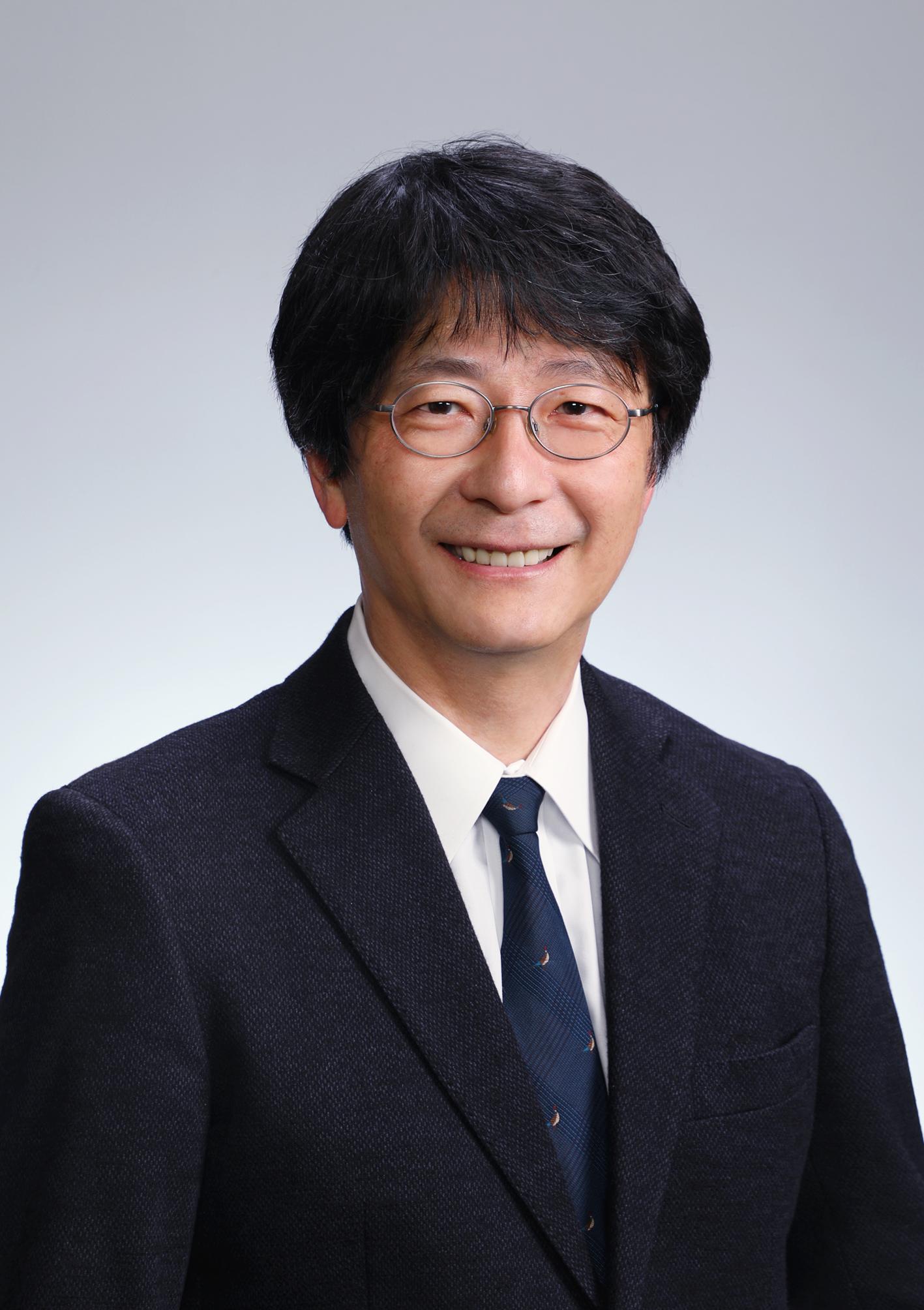 松本 悟 学部長