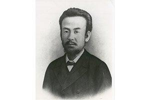 本学の創立者・薩埵正邦