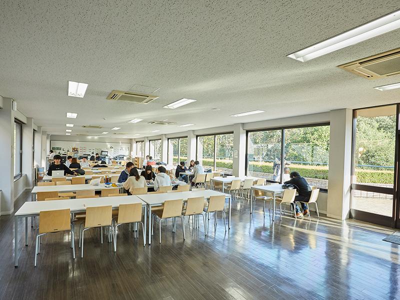 11号館食堂(経済学部食堂)