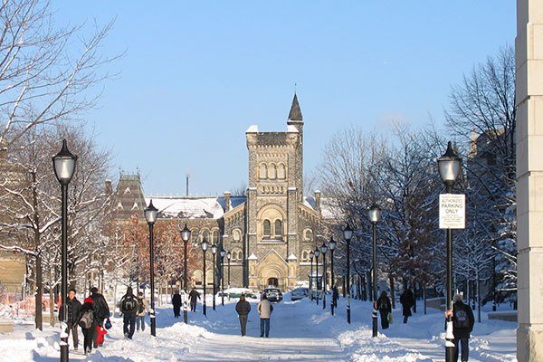 トロント大学(カナダ)