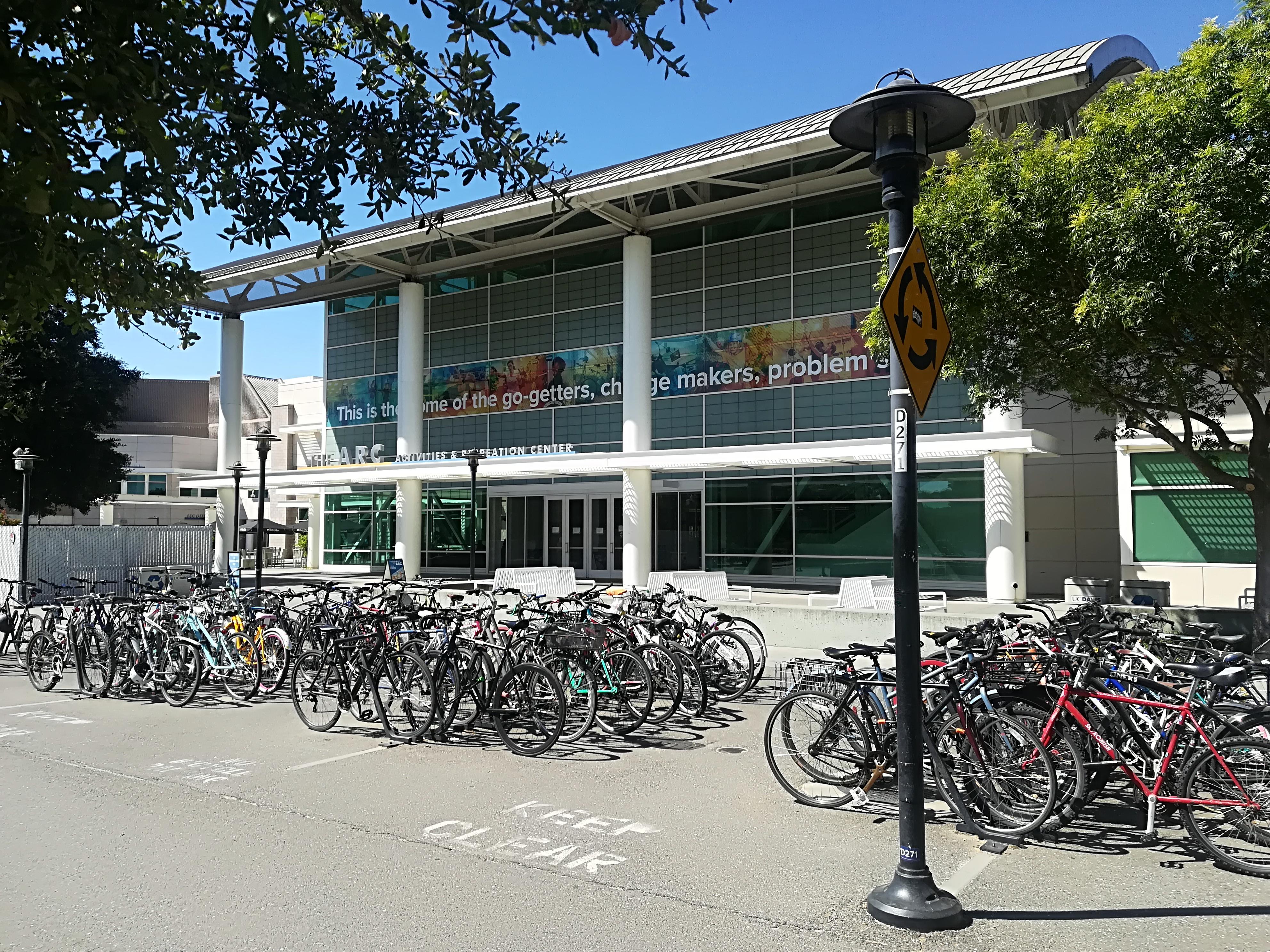 カリフォルニア大学デイヴィス校(アメリカ)