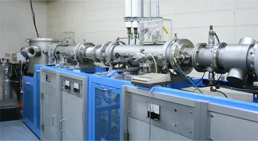 分析装置  ラザフォード後方散乱用半導体検出器 粒子線励起 X 線分光法(PIXE)用 Si(Li) X 線検出器 高分解能 PIXE 用X線分光器