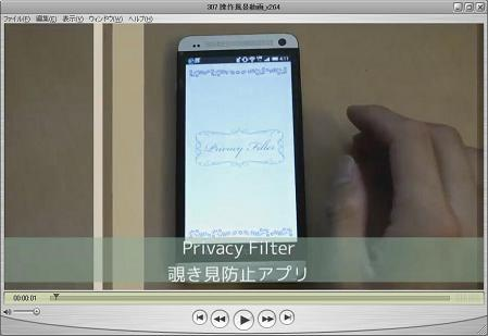 Privacy Filter
