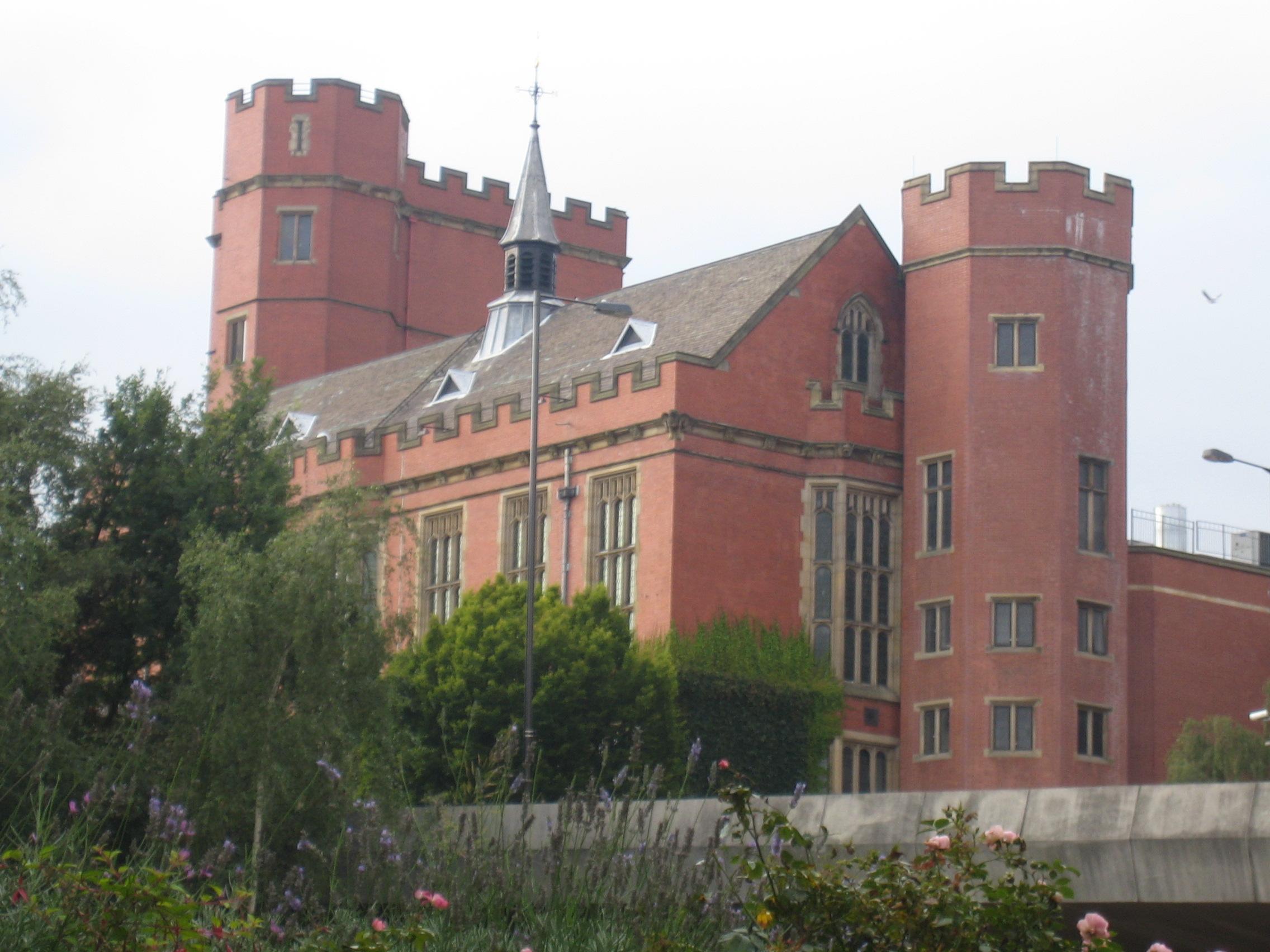 シェフィールド大学(イギリス)