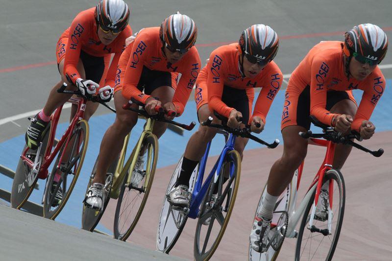 体育会          Sports                    自転車競技部